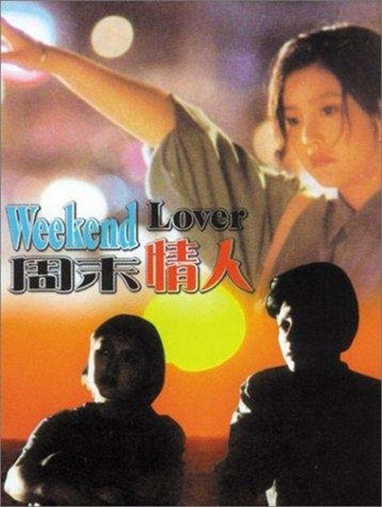Weekend Lover movie poster