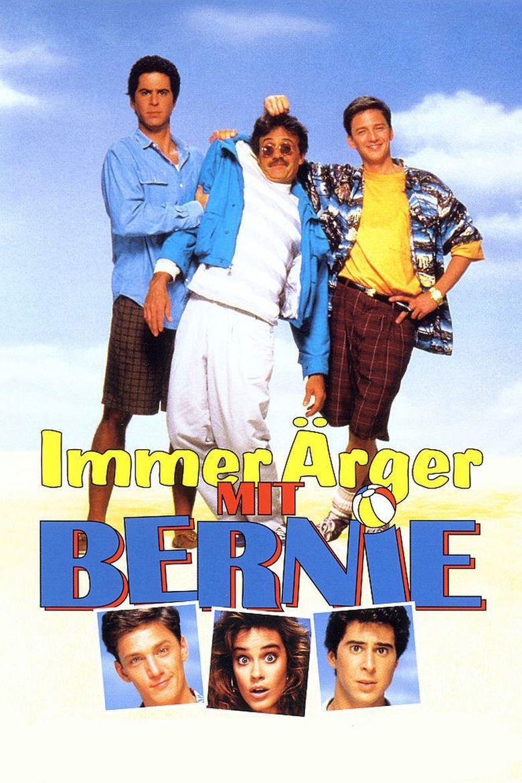 Weekend at Bernies movie poster
