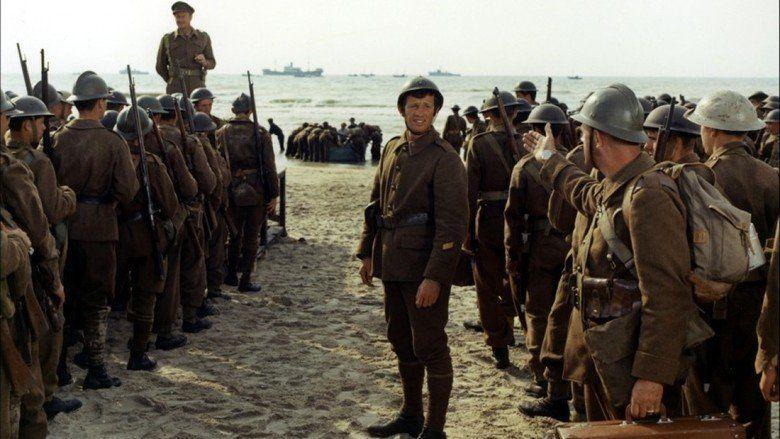 Weekend at Dunkirk movie scenes