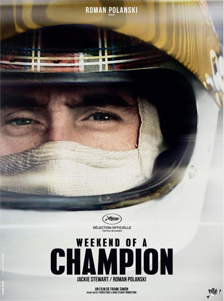 Weekend of a Champion movie poster