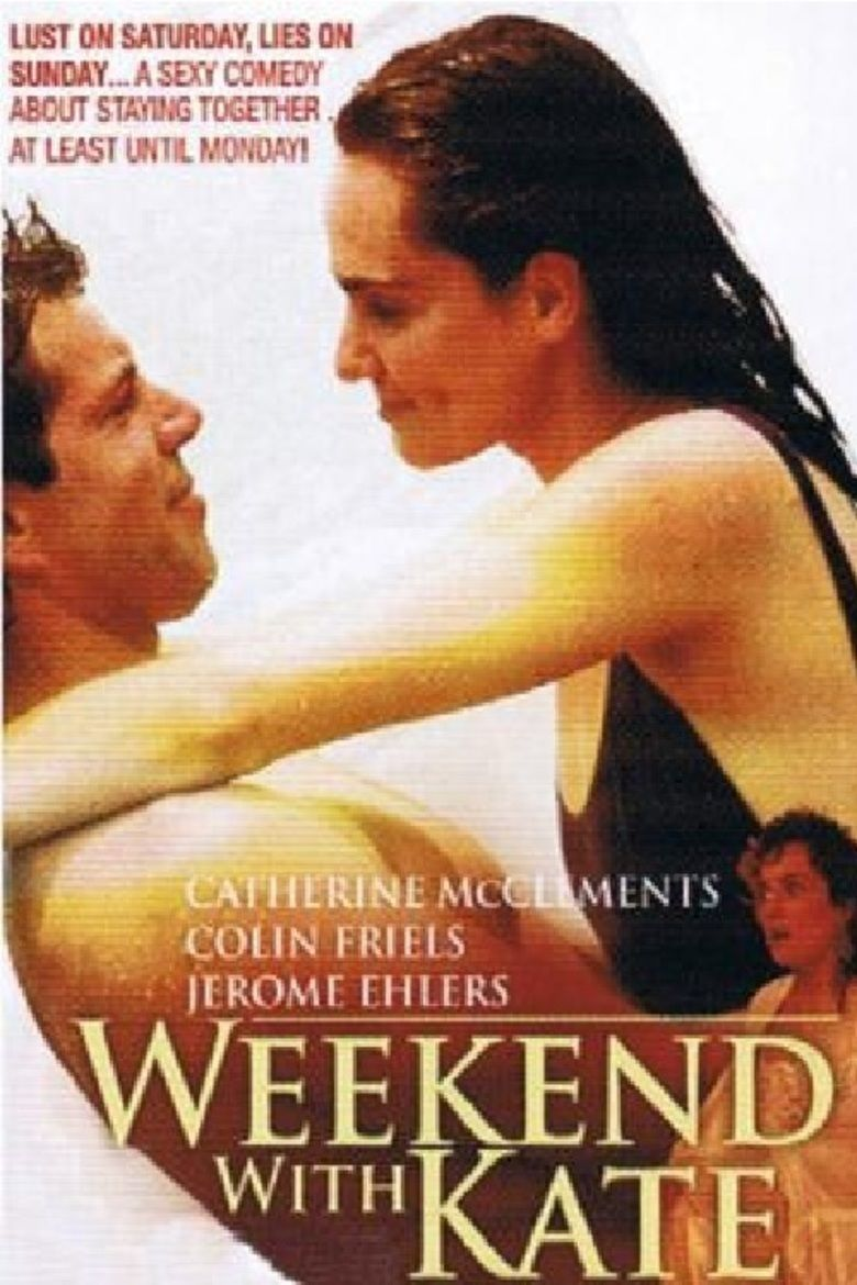 Weekend with Kate movie poster