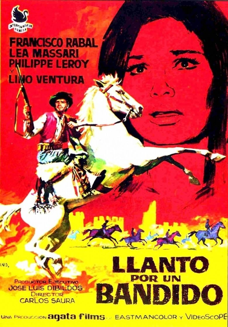 Weeping for a Bandit movie poster