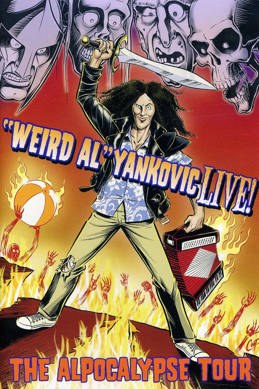 Weird Al Yankovic Live!: The Alpocalypse Tour movie poster