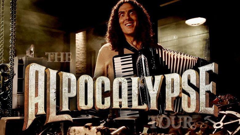 Weird Al Yankovic Live!: The Alpocalypse Tour movie scenes