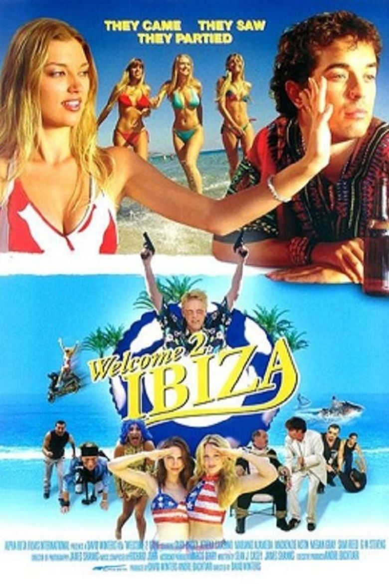 Welcome 2 Ibiza movie poster