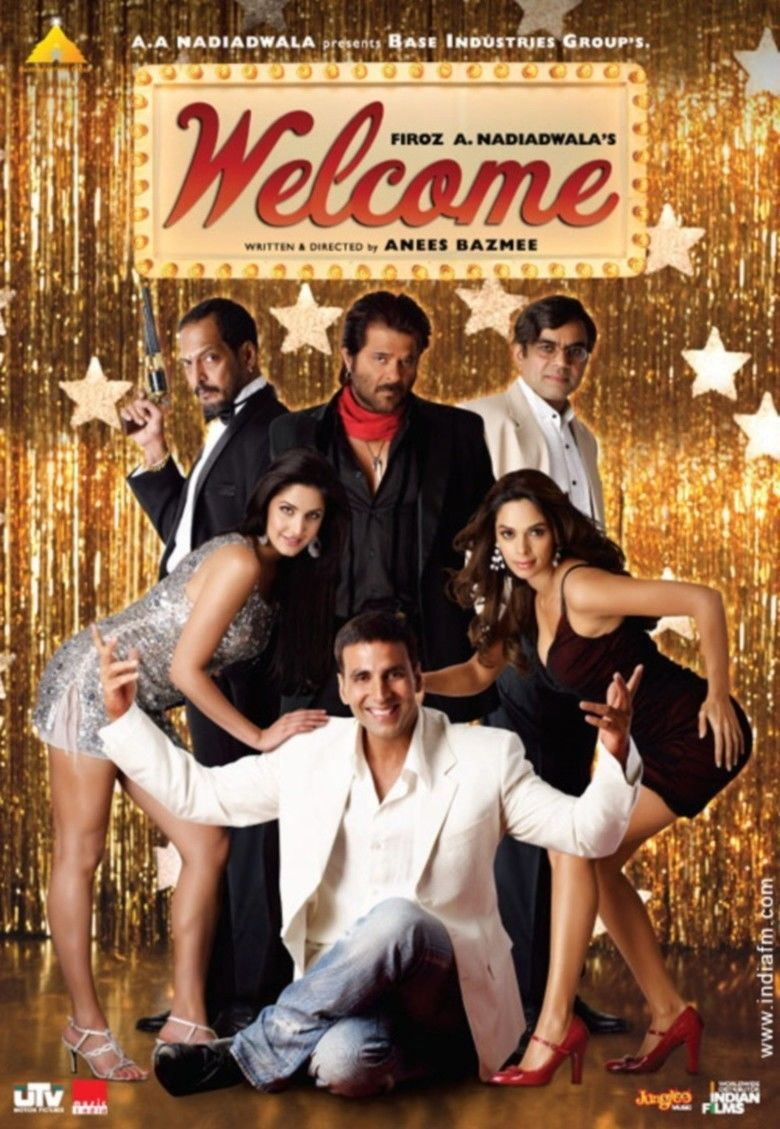 Welcome (2007 film) movie poster