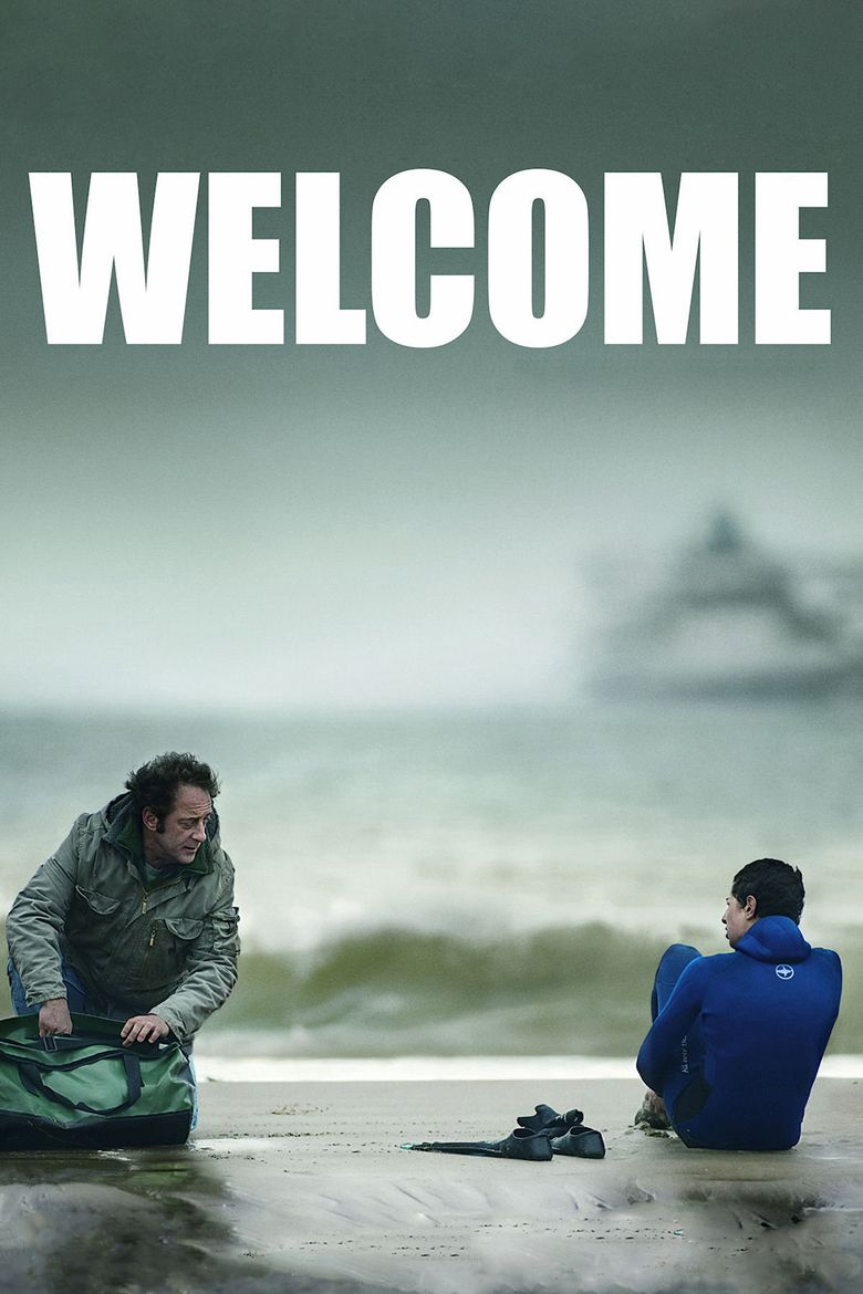 Welcome (2009 film) movie poster