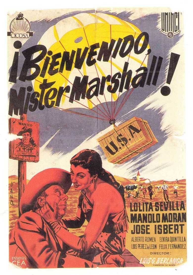 Welcome Mr Marshall! movie poster