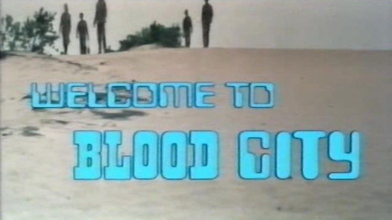 Welcome to Blood City movie scenes