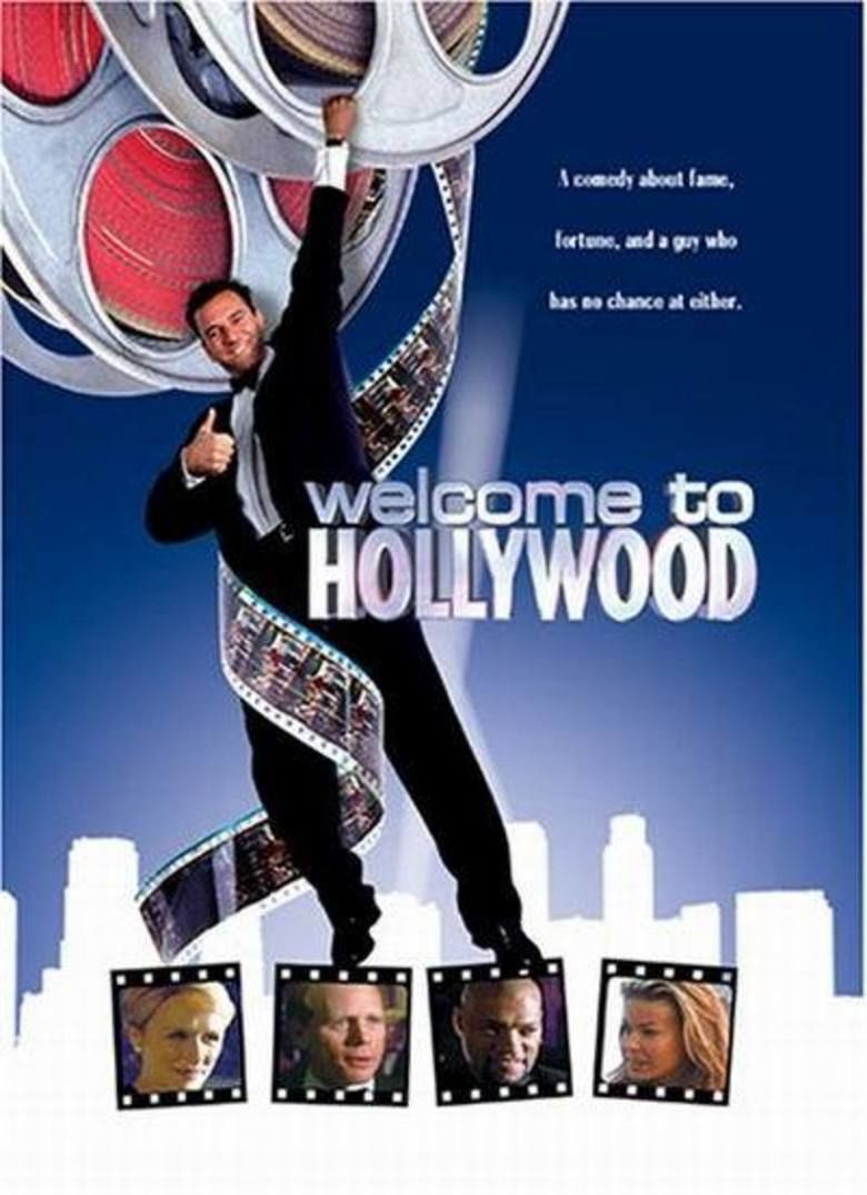 Welcome to Hollywood movie poster