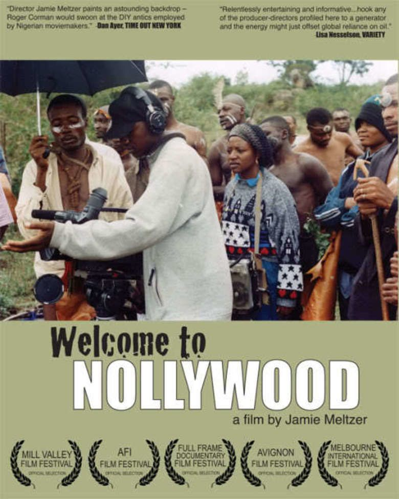 Welcome to Nollywood movie poster
