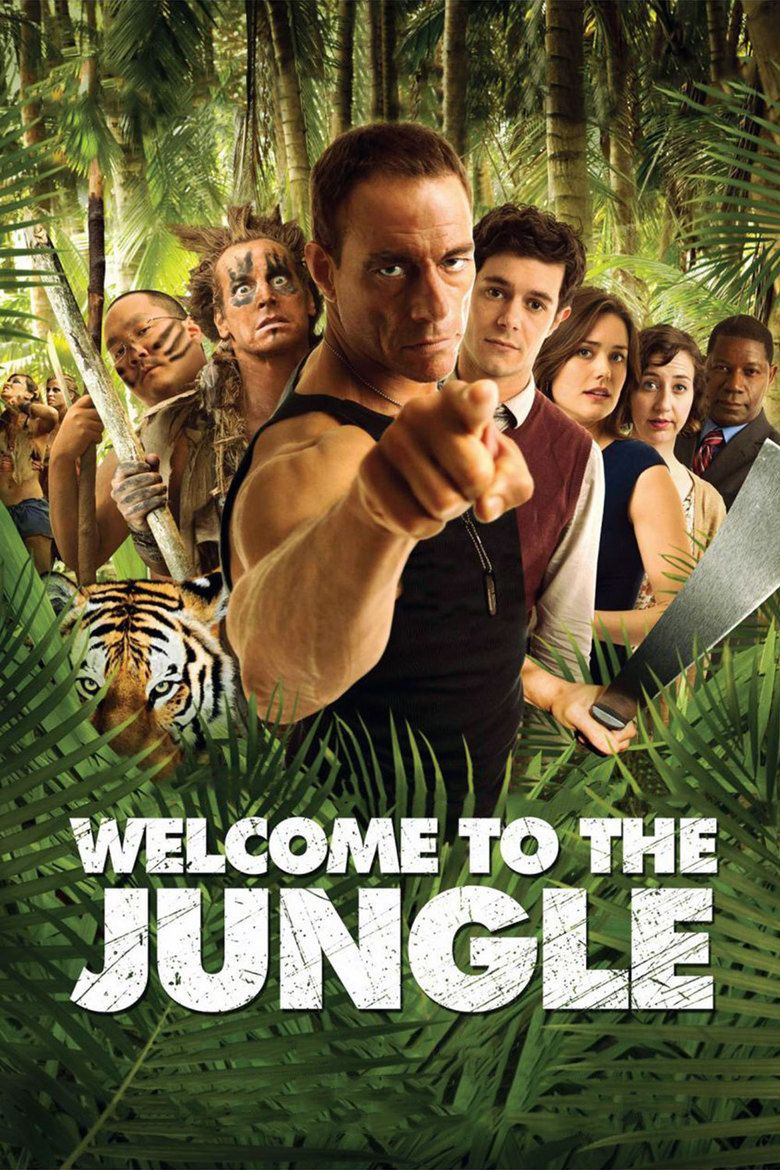 Welcome to the Jungle (2013 film) movie poster