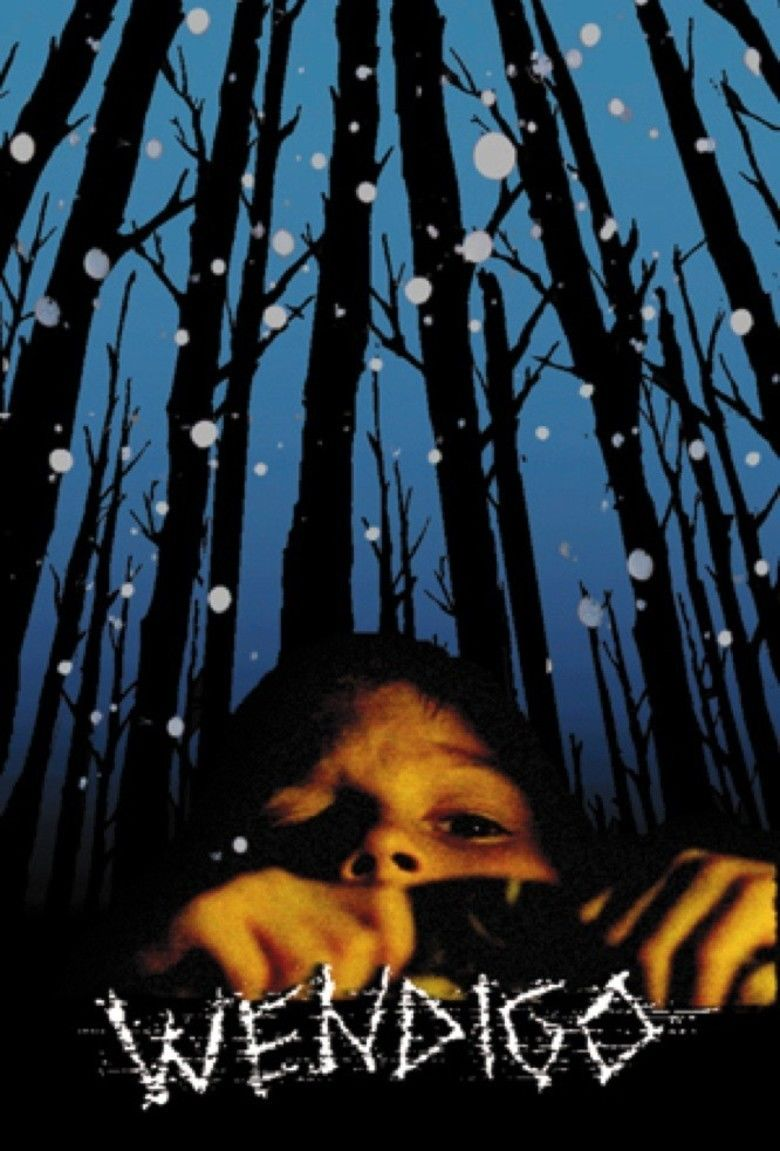 Wendigo (film) movie poster