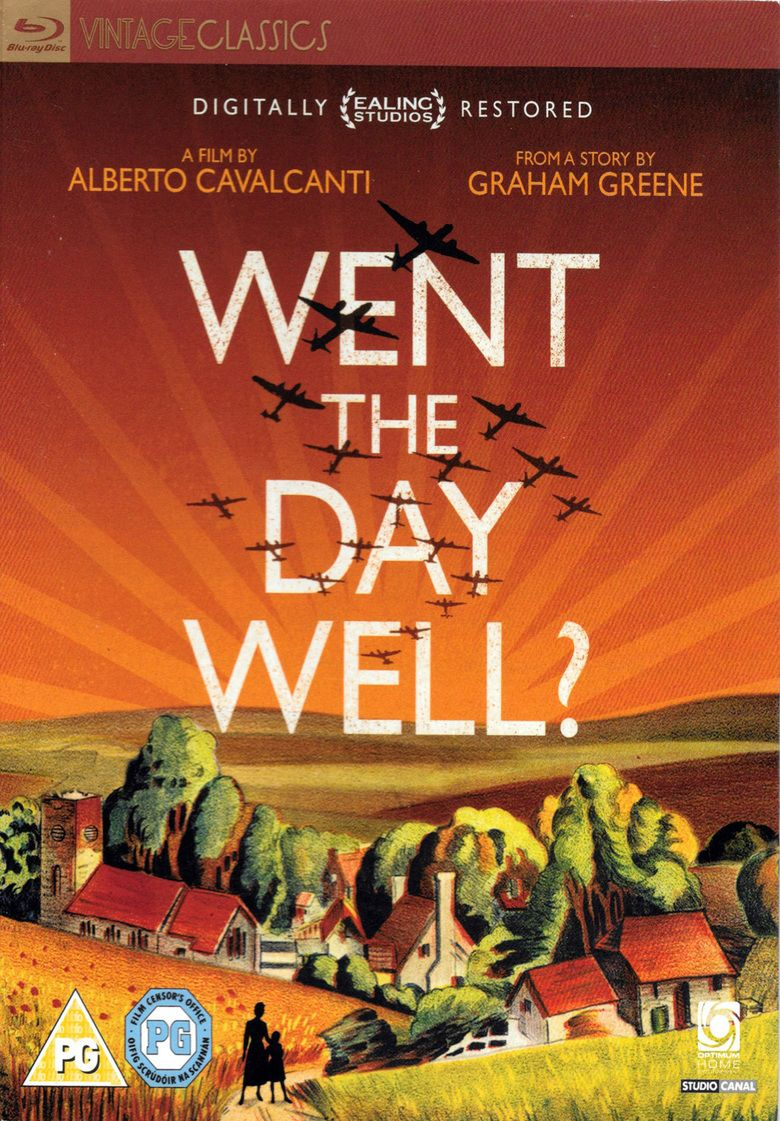 Went the Day Well movie poster