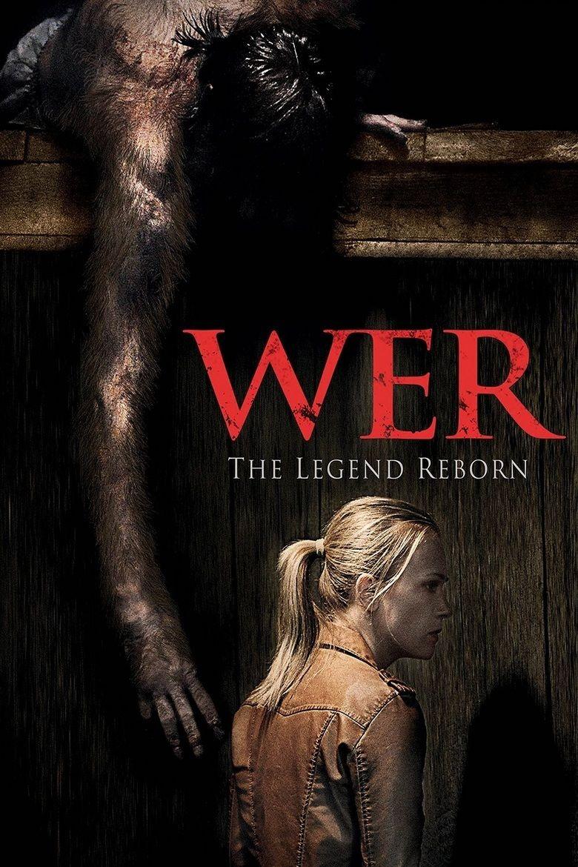Wer (film) movie poster
