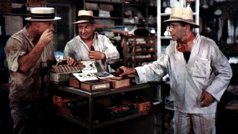 Were No Angels (1955 film) movie scenes
