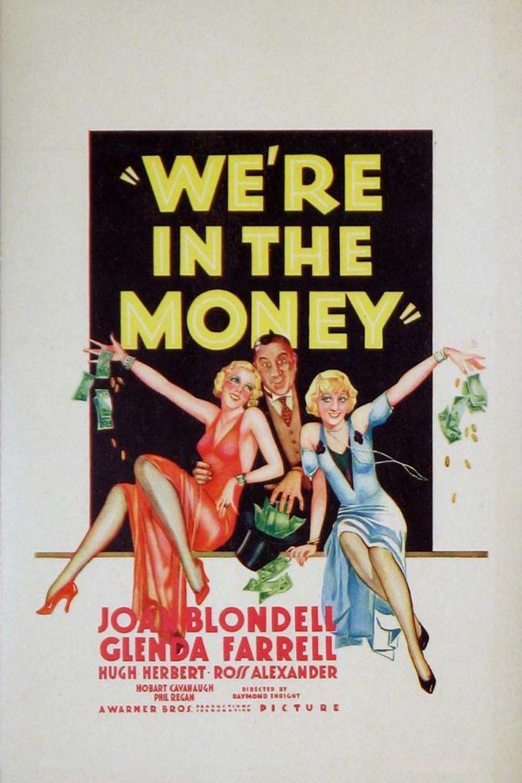 Were in the Money (film) movie poster