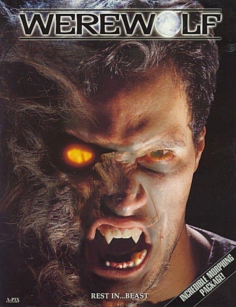Werewolf (1996 film) movie poster