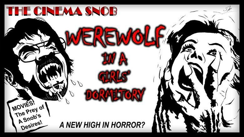 Werewolf in a Girls Dormitory movie scenes