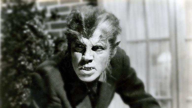 Werewolf of London movie scenes