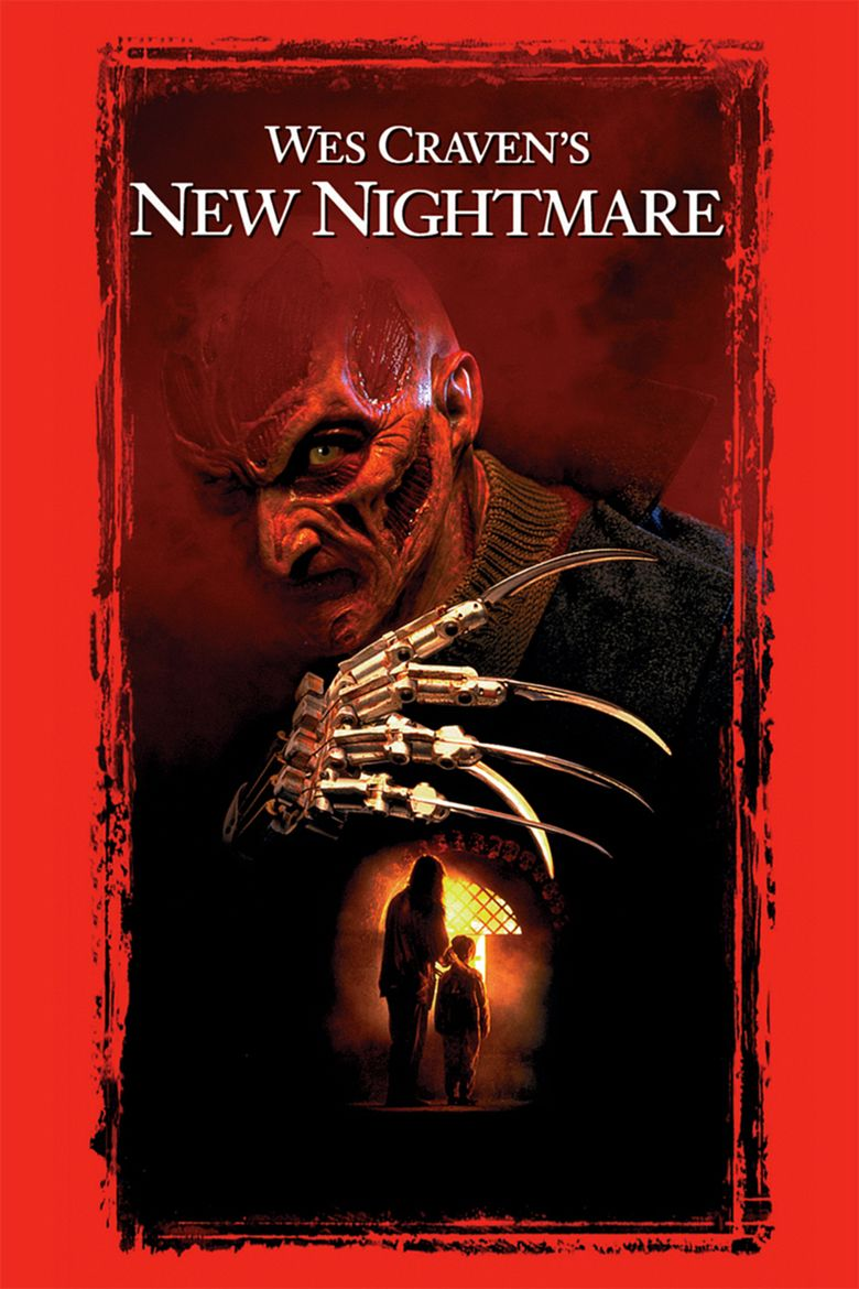 Wes Craven's New Nightmare movie poster