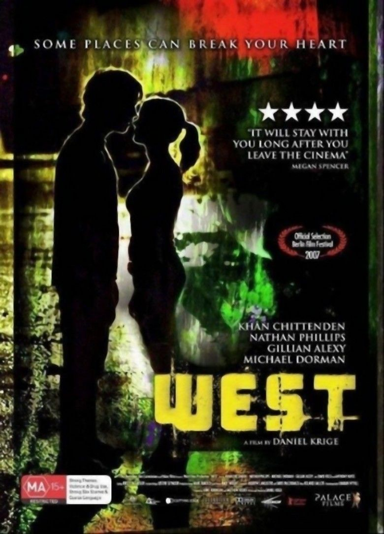 West (2007 film) movie poster