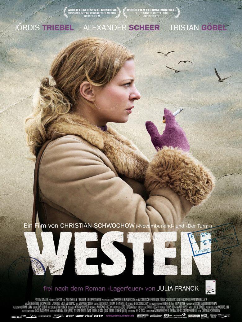 West (2013 film) movie poster