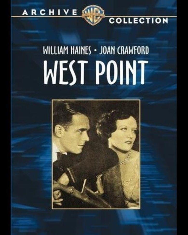 West Point (film) movie poster