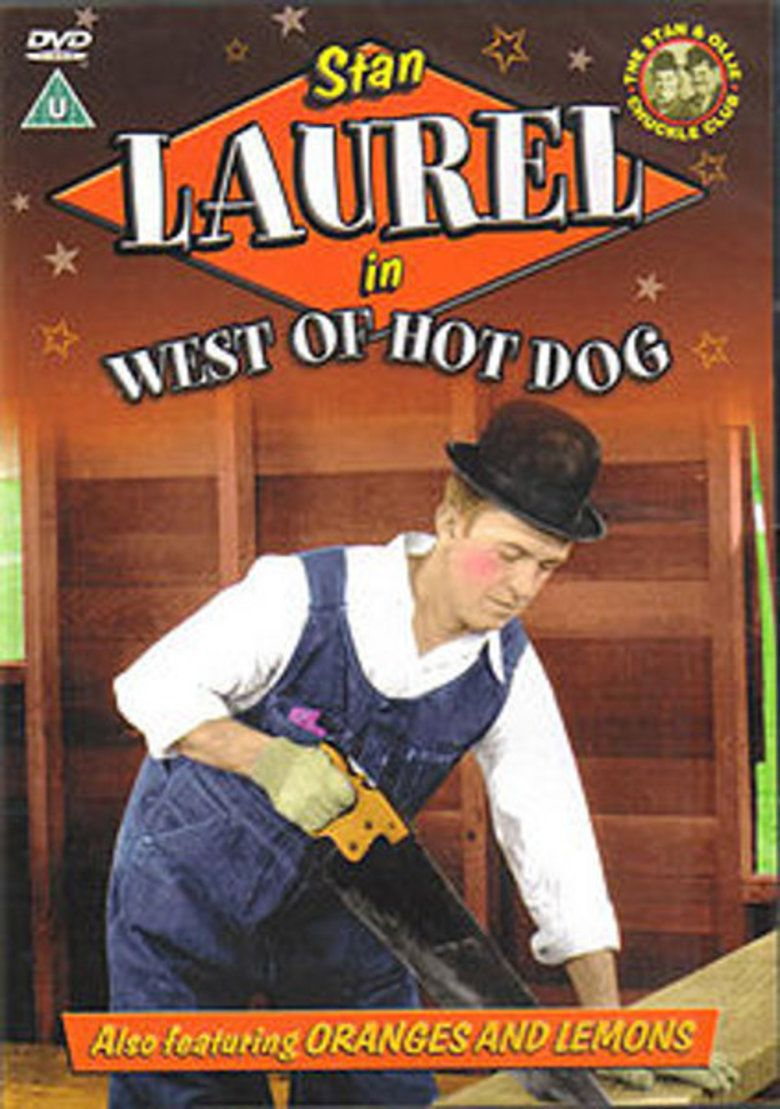 West of Hot Dog movie poster
