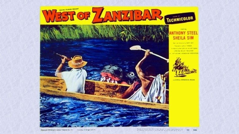 West of Zanzibar (1954 film) movie scenes
