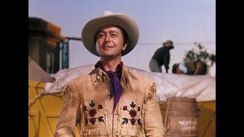 Western Union (film) movie scenes