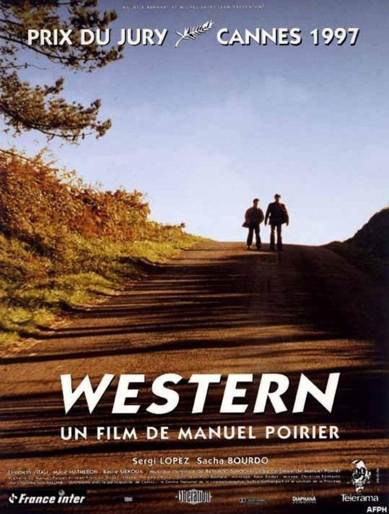 Western (film) movie poster