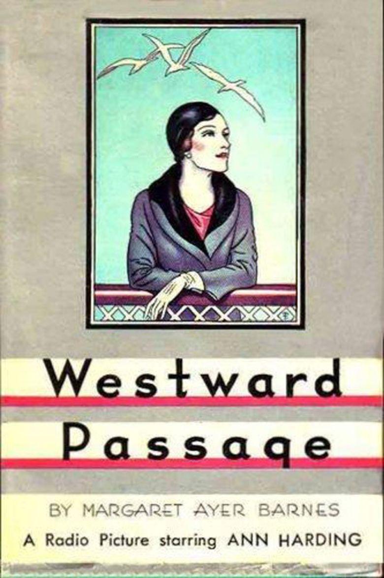Westward Passage movie poster