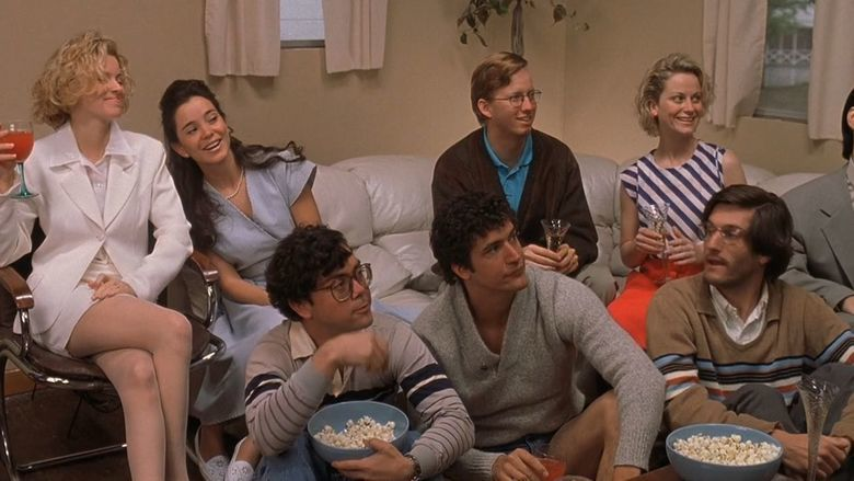Wet Hot American Summer movie scenes