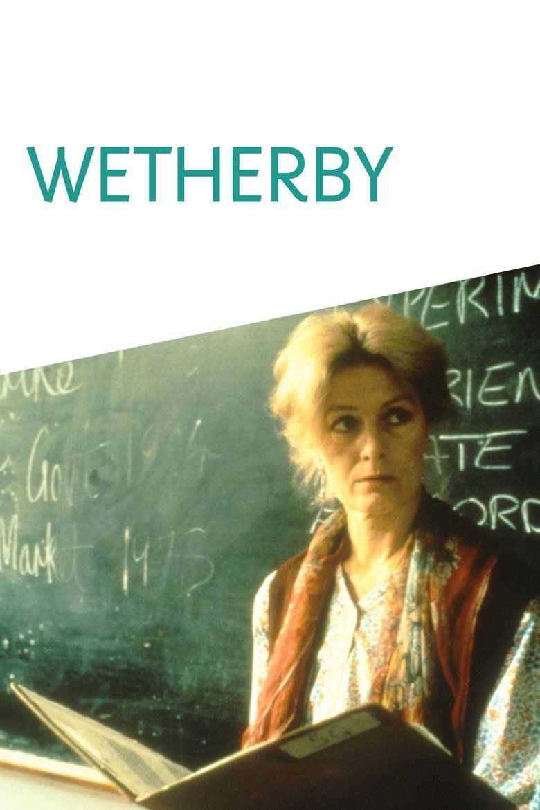 Wetherby (film) movie poster