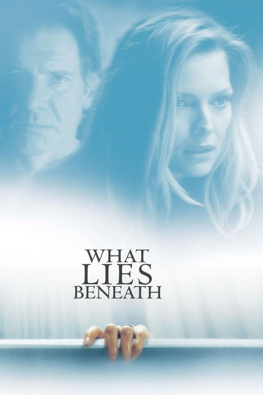 What Lies Beneath movie poster