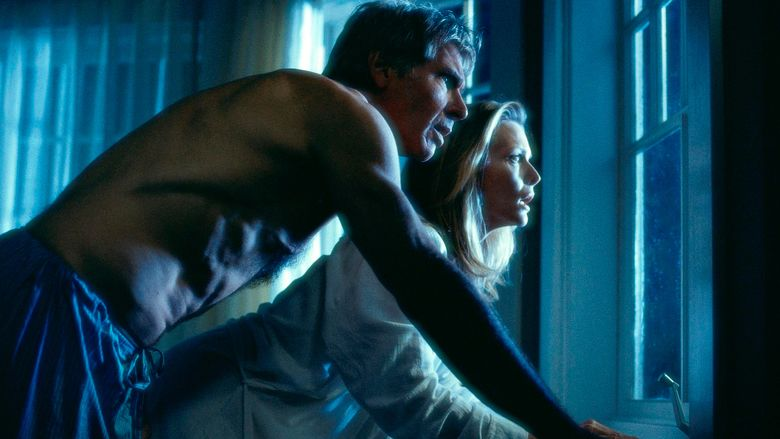 What Lies Beneath movie scenes