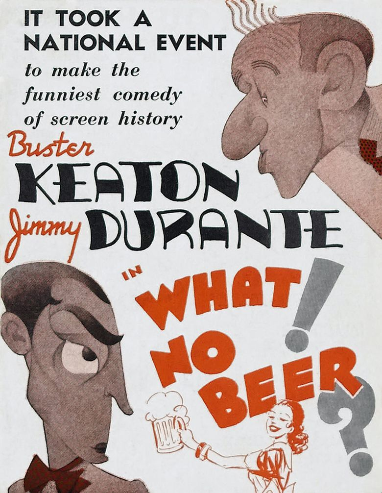 What! No Beer movie poster
