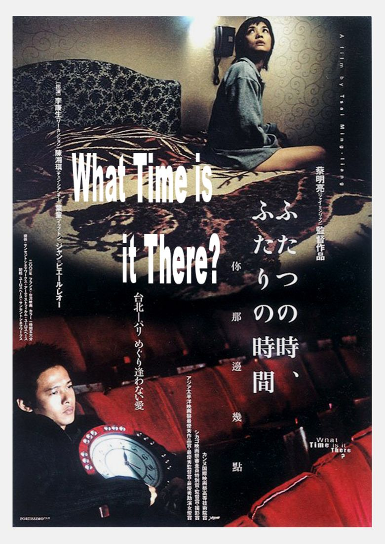 What Time Is It There movie poster