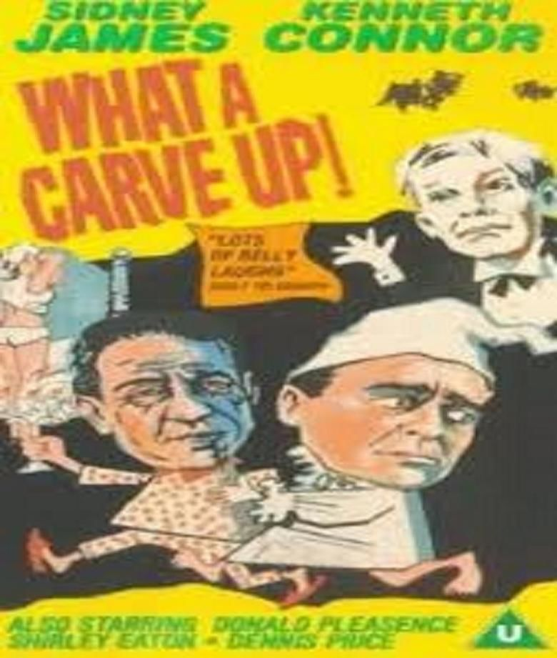 What a Carve Up! (film) movie poster