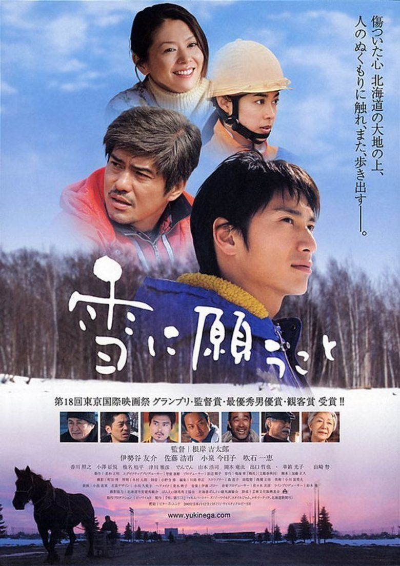 What the Snow Brings movie poster