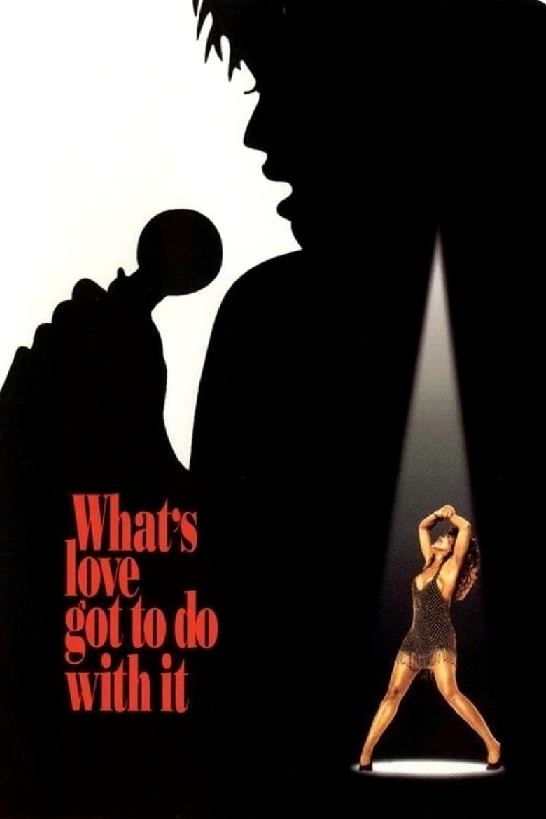 Whats Love Got to Do with It (film) movie poster