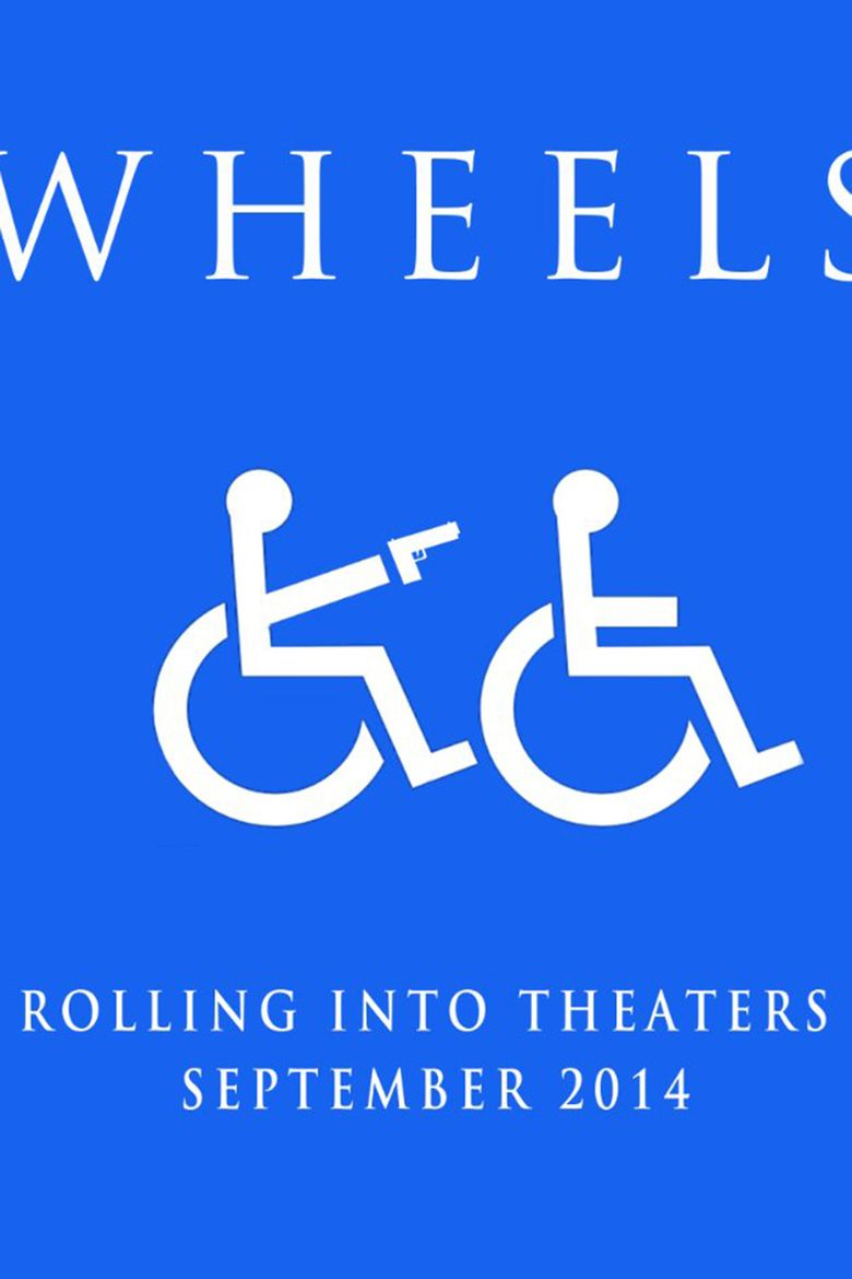 Wheels (film) movie poster