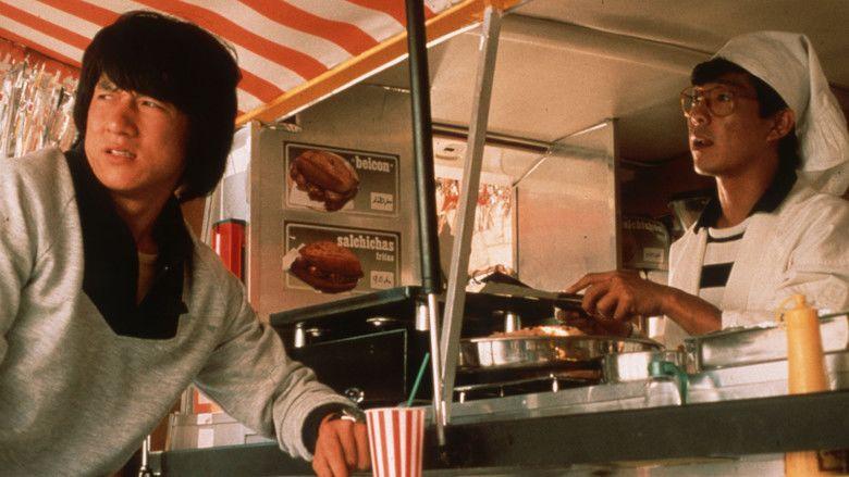 Wheels on Meals movie scenes