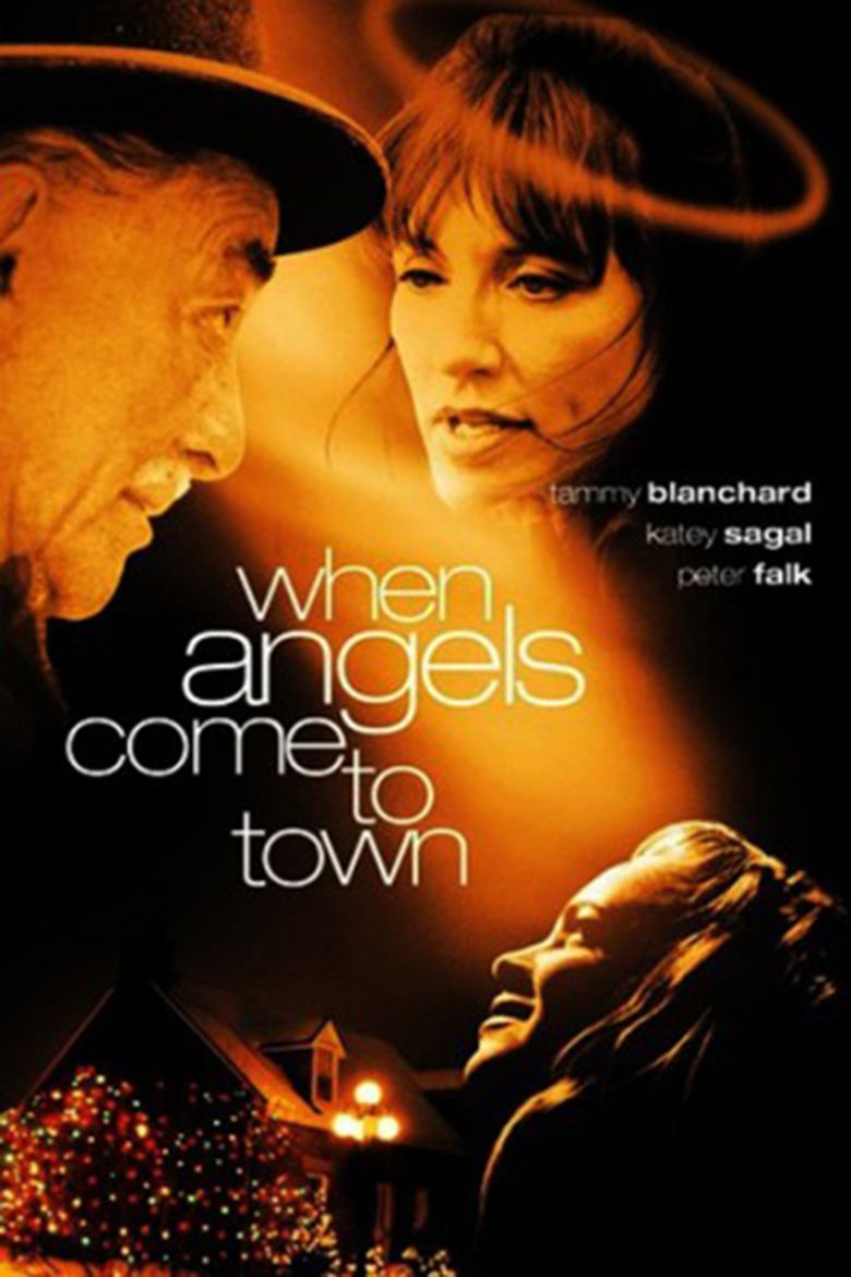 When Angels Come to Town movie poster