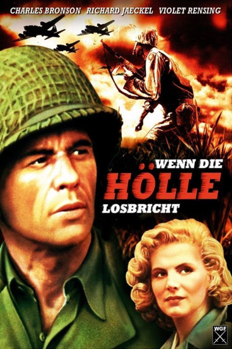 When Hell Broke Loose movie poster