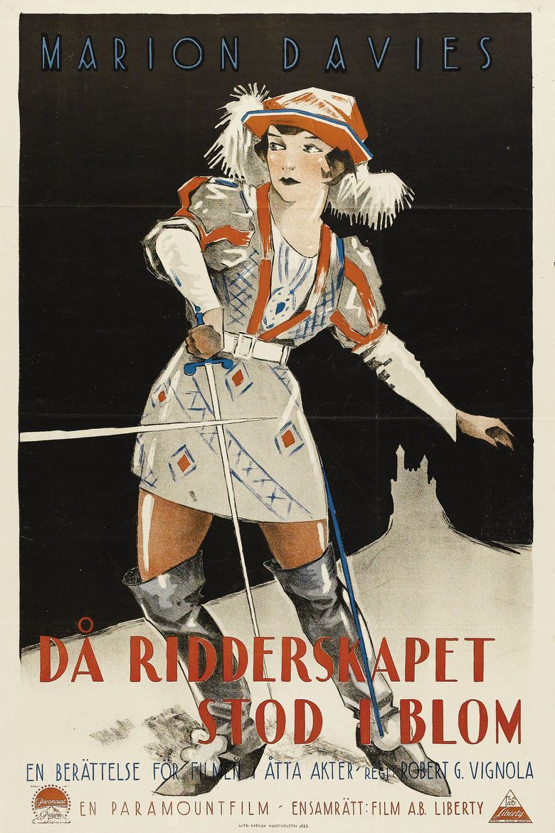 When Knighthood Was in Flower (1922 film) movie poster