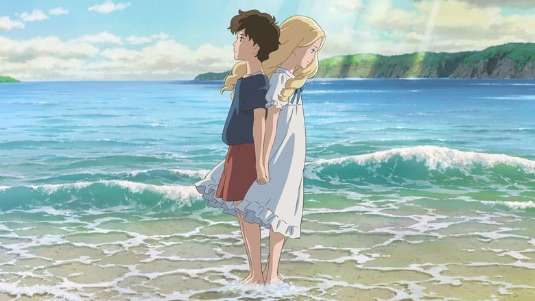 When Marnie Was There movie scenes