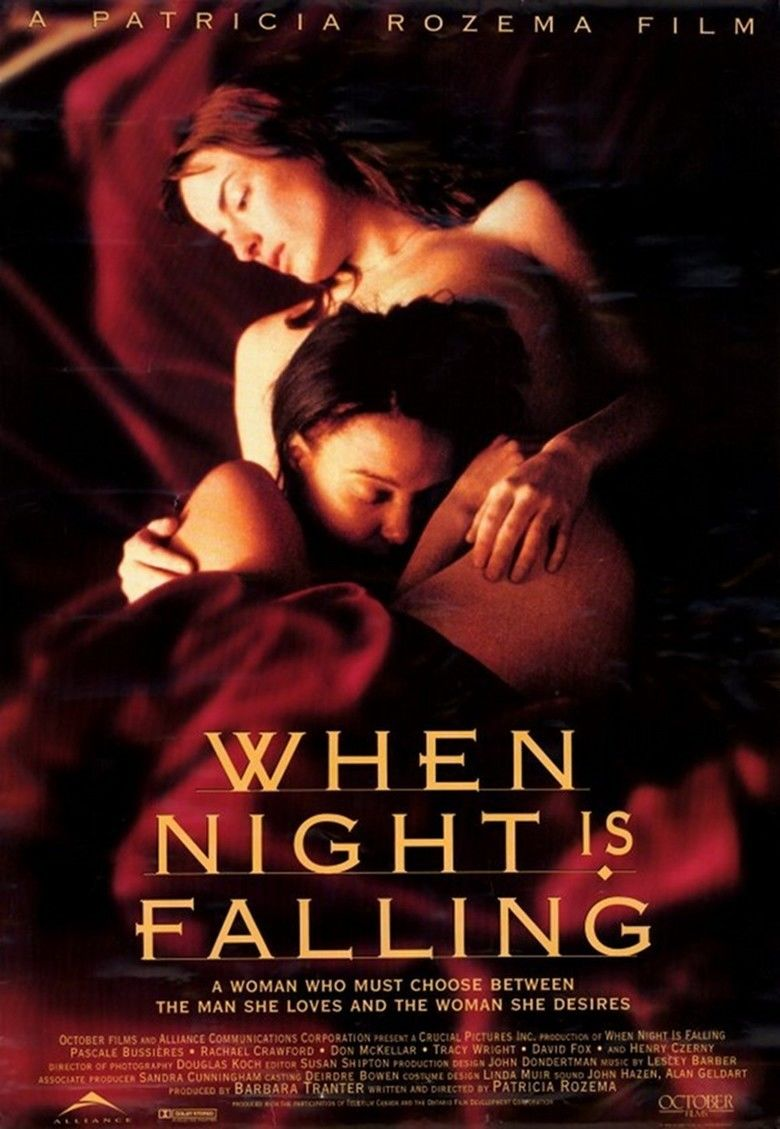 When Night Is Falling movie poster