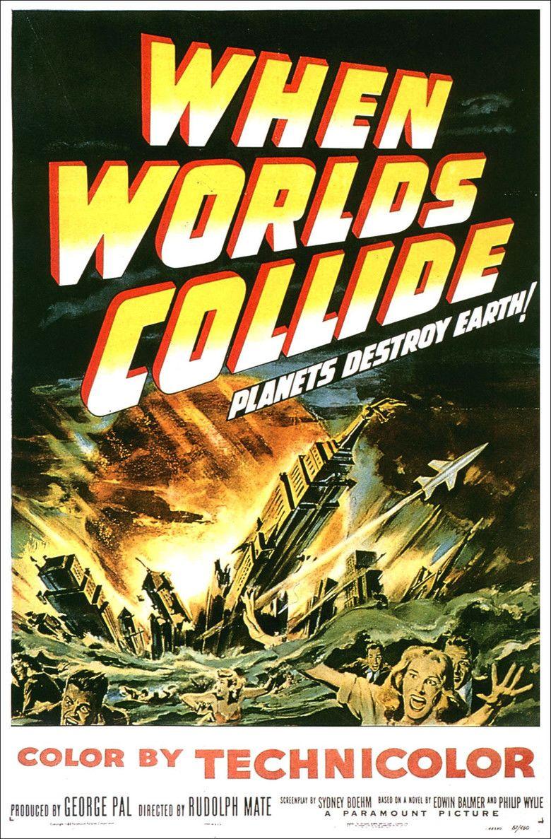 When Worlds Collide (1951 film) movie poster